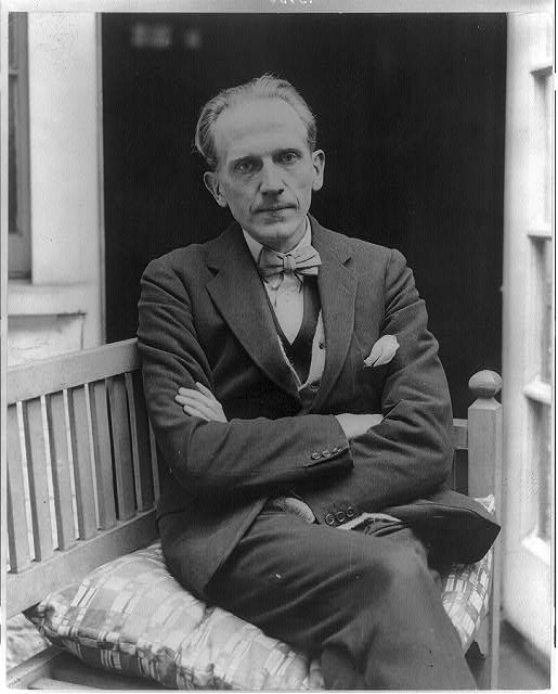 A picture of the author A.A. Milne