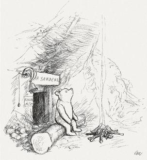 A.A. Milne, Winnie the Pooh, 1926