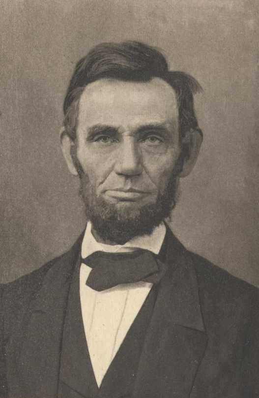 Lincoln's speech: a house divided against itself cannot stand