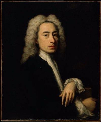 A picture of the author Alexander Pope