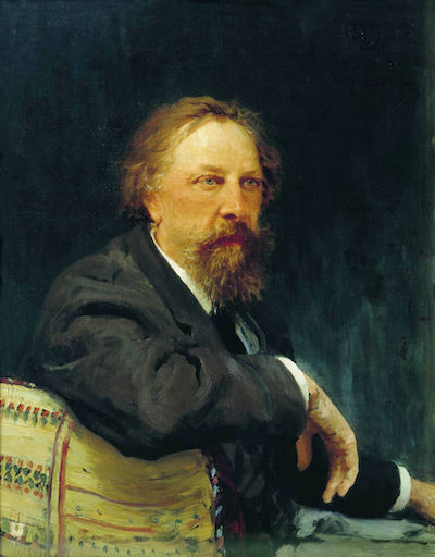 A picture of the author Alexei Tolstoy