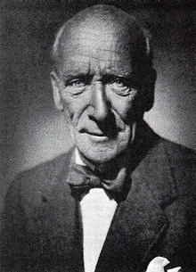 A picture of the author Algernon Blackwood