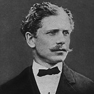 A picture of the author Ambrose Bierce