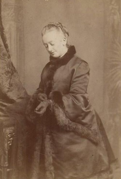 A picture of the author Amelia B. Edwards