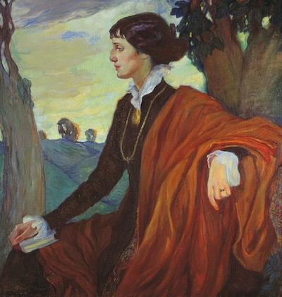 A picture of the author Anna Akhmatova