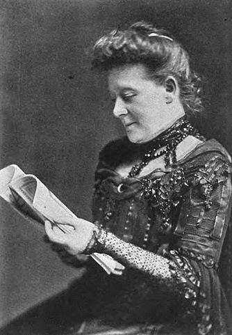 A picture of the author Anne Hollingsworth Wharton