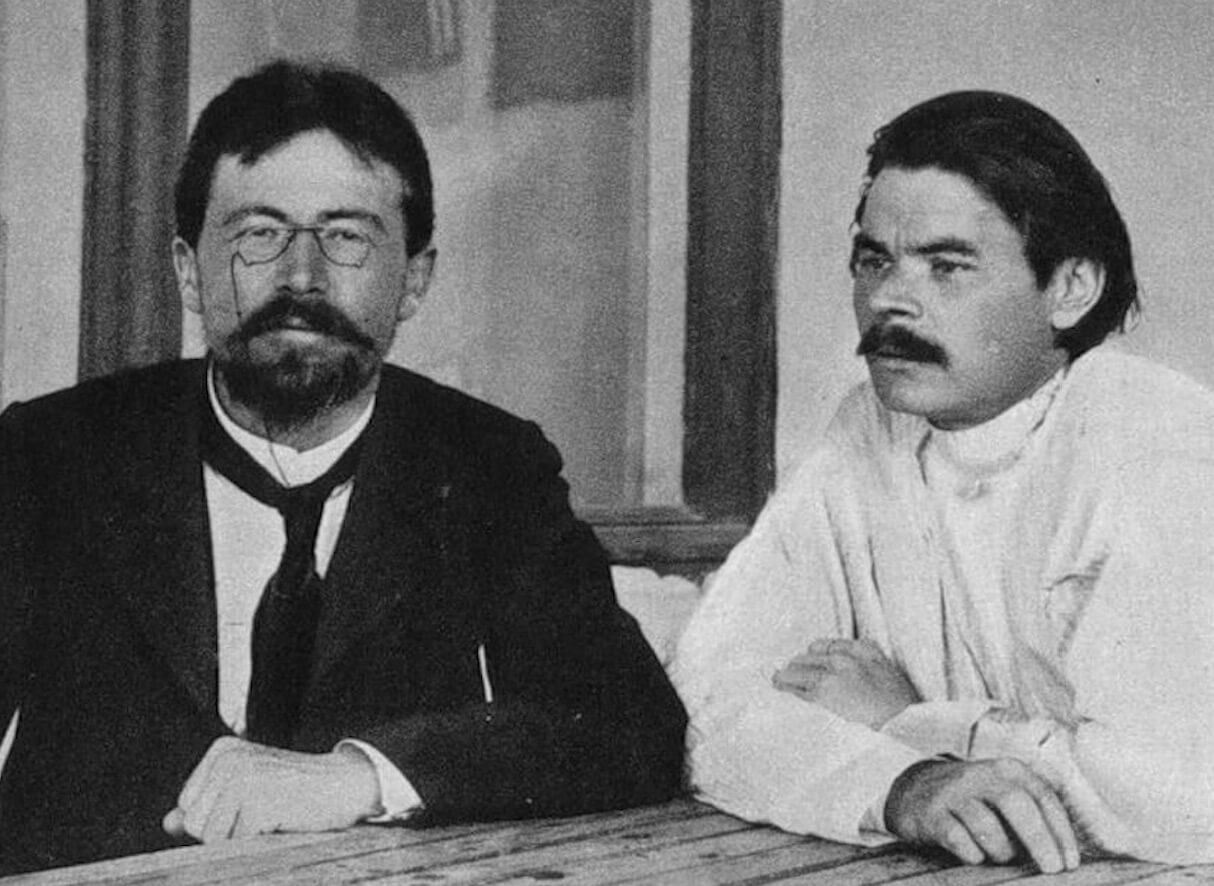 Russian Authors: Chekhov and Gorky