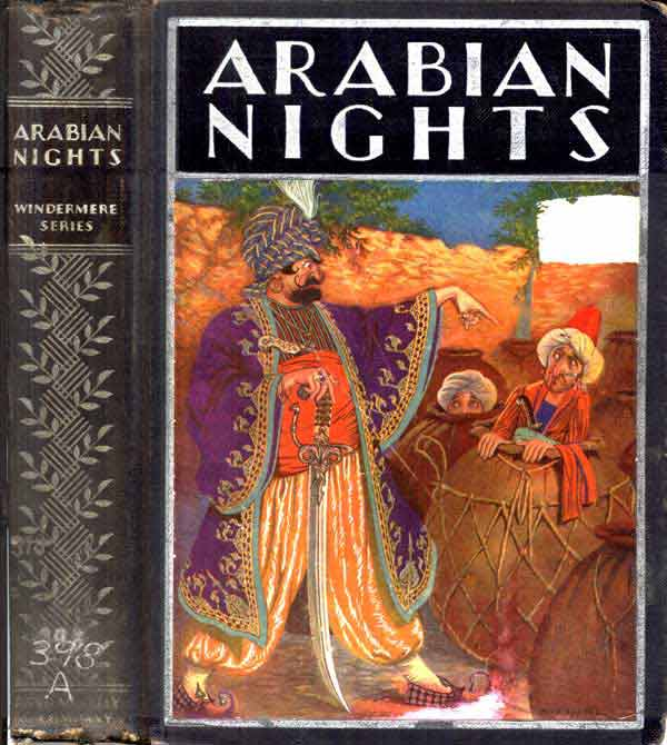 A picture of the author Arabian Nights