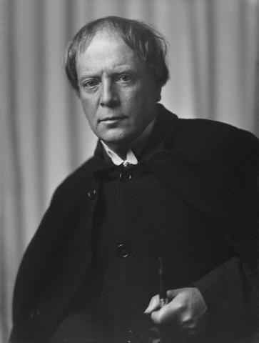 A picture of the author Arthur Machen