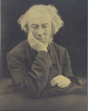 A picture of the author Aubrey Thomas de Vere