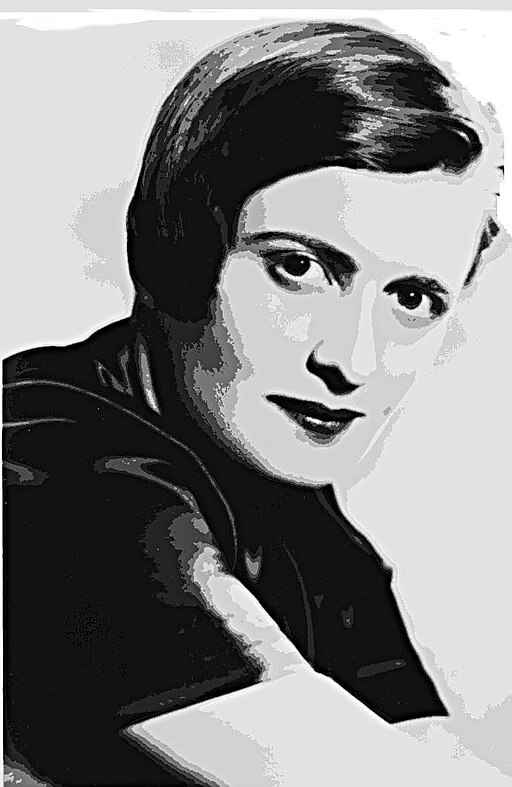 A picture of the author Ayn Rand