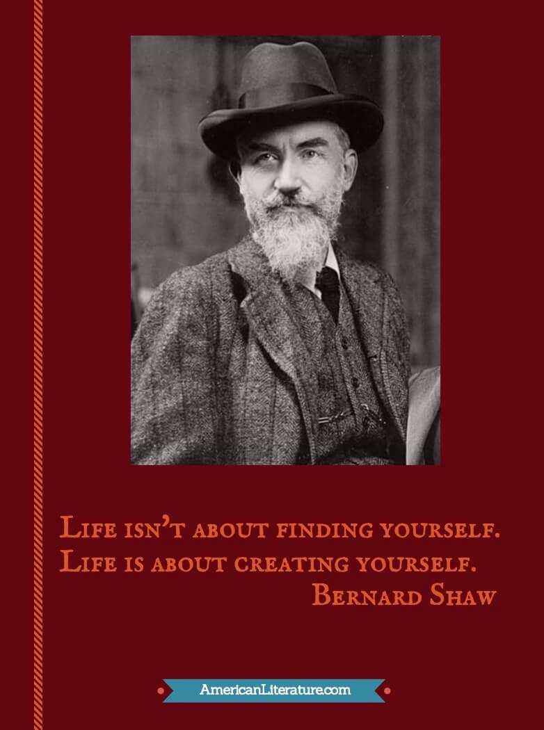 Bernard Shaw quote