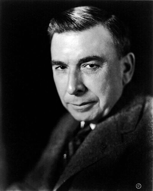 A picture of the author Booth Tarkington