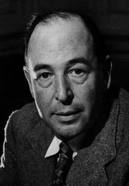 A picture of the author C.S. Lewis