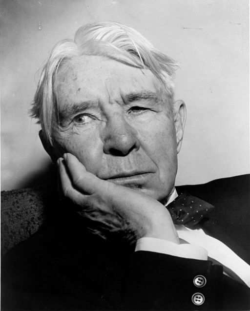 A picture of the author Carl Sandburg
