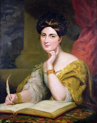 A picture of the author Caroline Elizabeth Sarah Norton