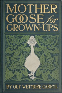 Guy Wetmore Carryl, Mother Goose for Grown-ups