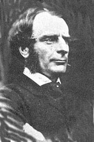 A picture of the author Charles Kingsley