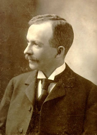 A picture of the author Charles W. Chesnutt