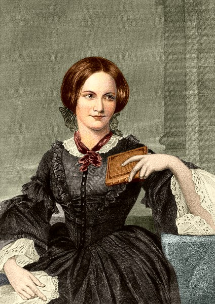 A picture of the author Charlotte Bronte