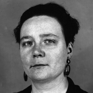 A picture of the author Dorothy Sayers