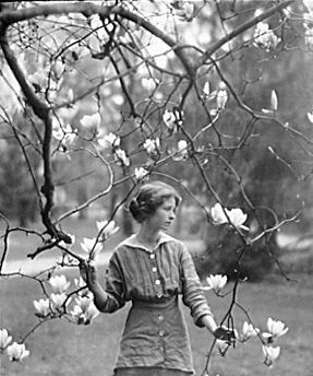 A picture of the author Edna St. Vincent Millay