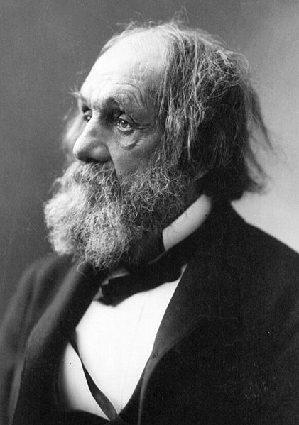 A picture of the author Edward Everett Hale