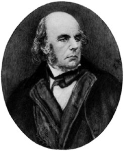 A picture of the author Edward FitzGerald