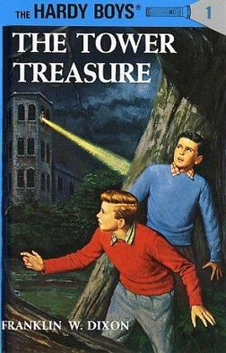 Edward Stratemeyer, The Hardy Boys