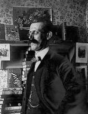 A picture of the author Edward Stratemeyer