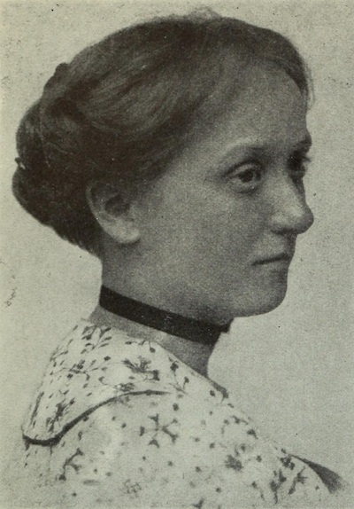A picture of the author Eleanor Hallowell Abbott