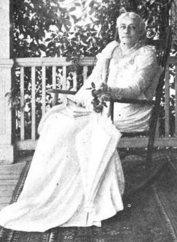 A picture of the author Elizabeth Stuart Phelps