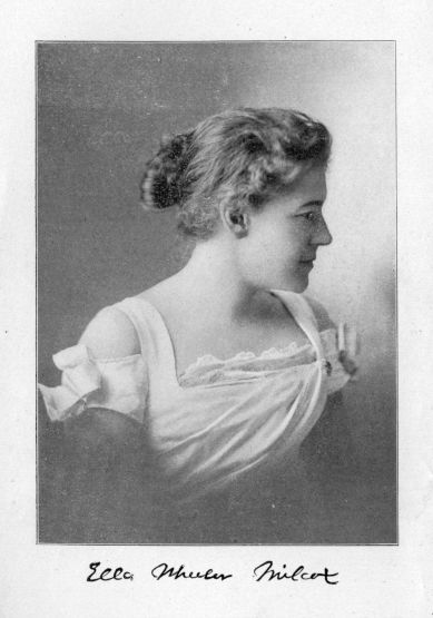 A picture of the author Ella Wheeler Wilcox
