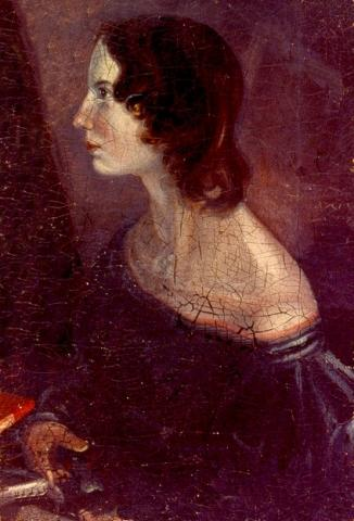 A picture of the author Emily Bronte