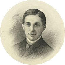 A picture of the author Ernest Lawrence Thayer