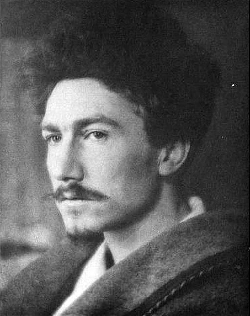 A picture of the author Ezra Pound