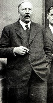 A picture of the author Ford Madox Ford