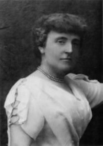 A picture of the author Frances Hodgson Burnett