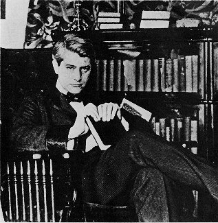A picture of the author Frank Norris