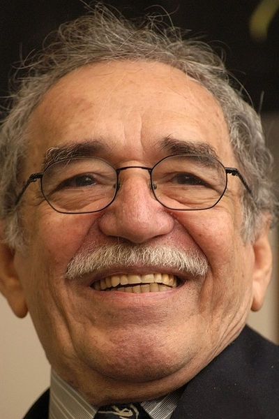 A picture of the author Gabriel Garcia Marquez
