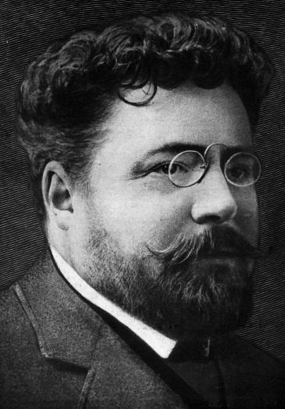 A picture of the author Gaston Leroux