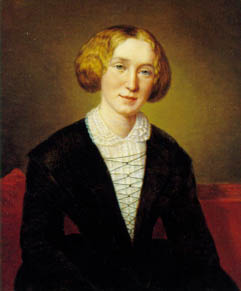 A picture of the author George Eliot