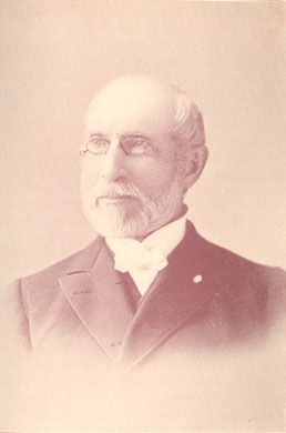 A picture of the author George Frederick Root