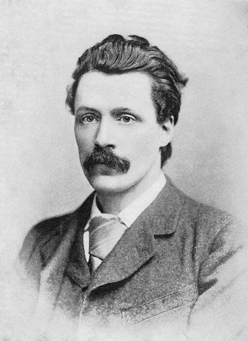 A picture of the author George Gissing