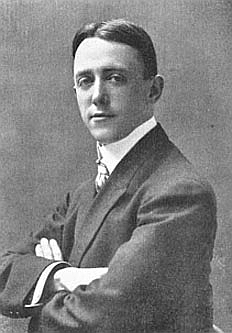 A picture of the author George M. Cohan