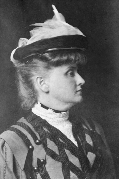 A picture of the author Gertrude Atherton