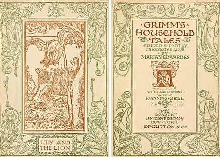 The Brothers Grimm, Household Tales, Edwardes