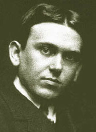 A picture of the author H.L. Mencken