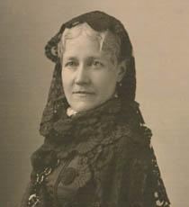 A picture of the author Harriet Prescott Spofford