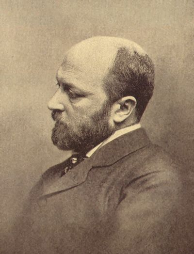 A picture of the author Henry James